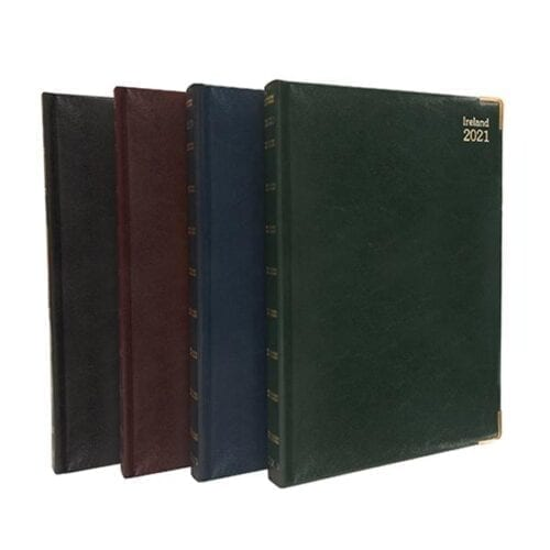 a4 deluxe diary