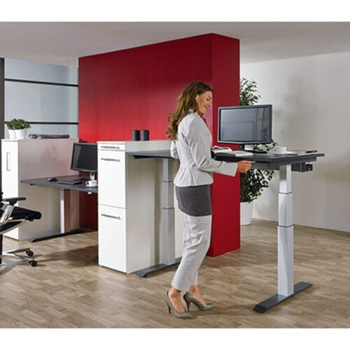 HETTICH ERGONOMIC Electrical Ajustable Desk