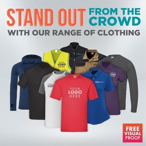 branded corporate Clothing