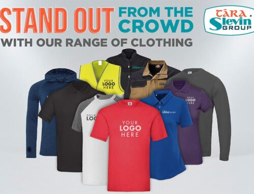 What are your options when looking at promotional clothing products?