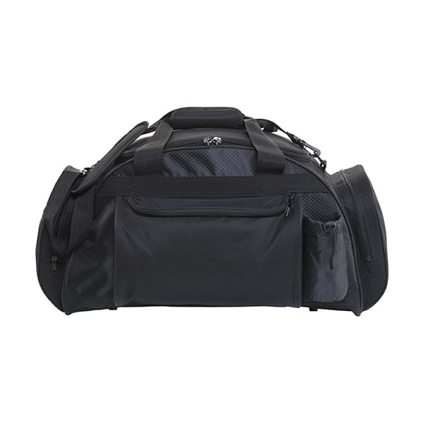 Polyester 600D weekend travel bag