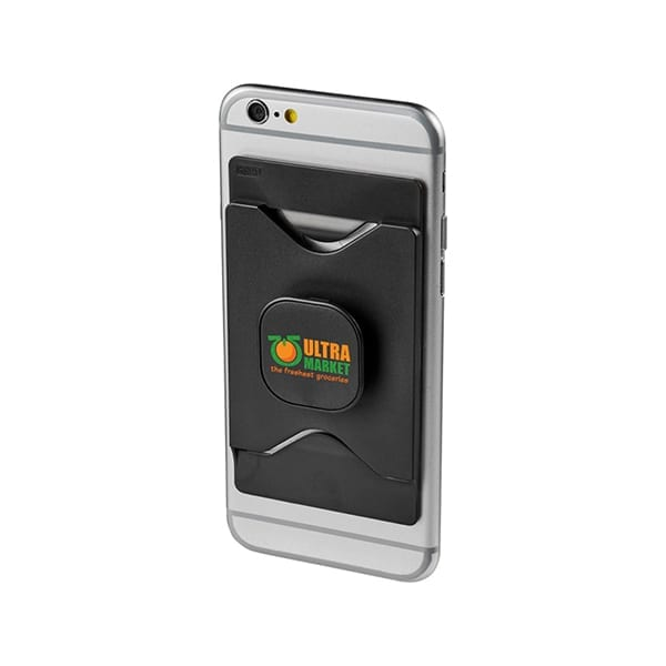 Purse mobile phone holder with wallet