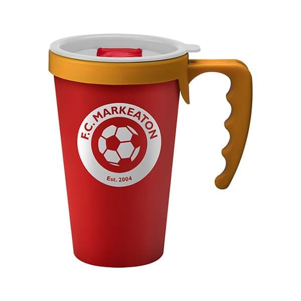 Travel mug with Handle 350ml