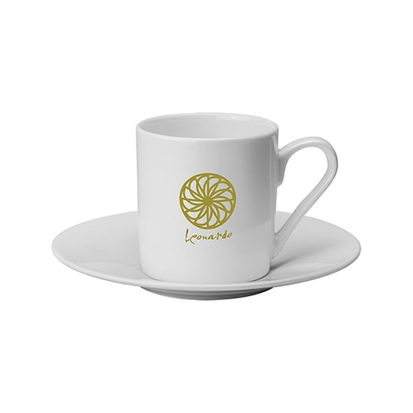 Espresso Cup & Saucer 140ml