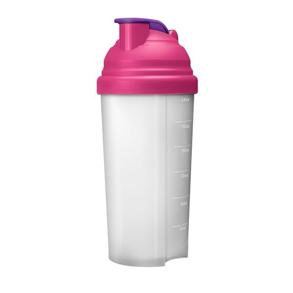Plastic protein Shakermate 700ml