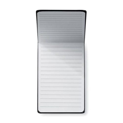 Vertical A6 Notebook