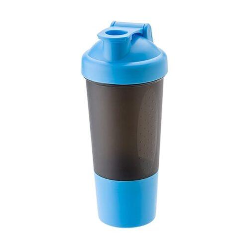 Plastic protein shaker 500ml