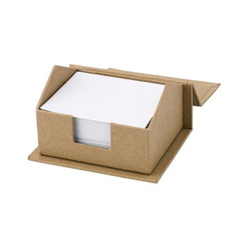 House-shaped card memo holder