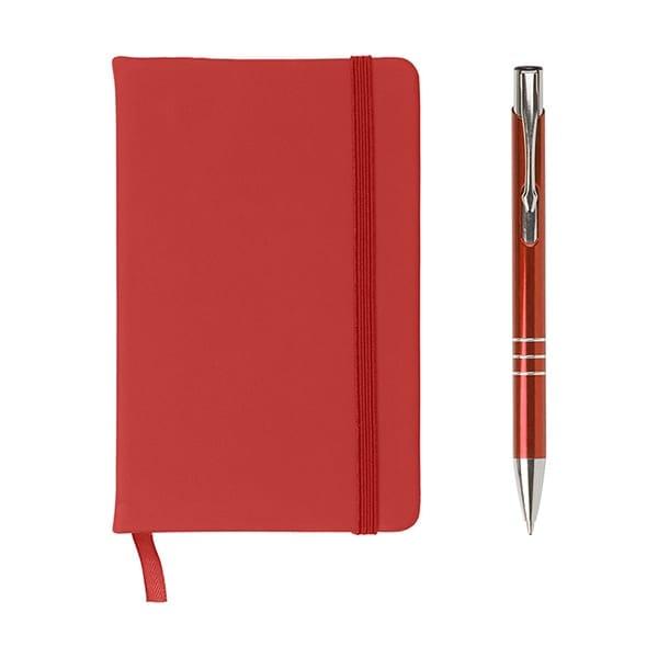 A6 Notebook and ballpen set