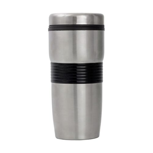 Metal double walled Travel Mug 500ml