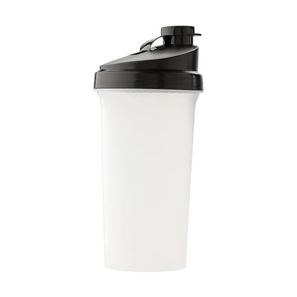Plastic protein shaker 700ml