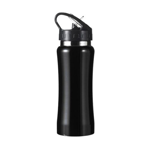 Stainless steel drinking bottle 600ml