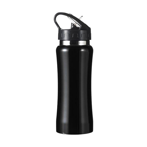 Stainless steel drinking bottle 600ml