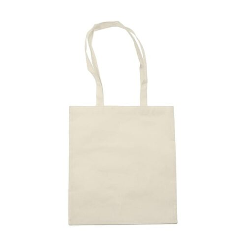 Nonwoven Shopping bag with long handles