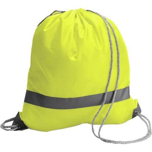 Reflective Drawstring backpack