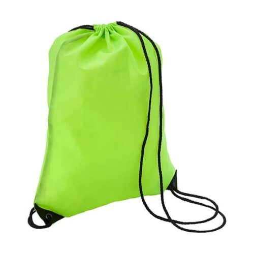 Polyester 210D Drawstring backpack