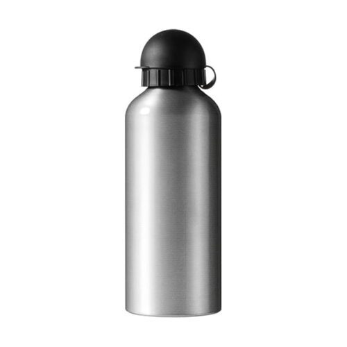 Aluminium drinking bottle 650ml