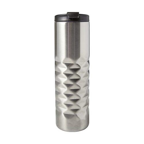Stainless steel thermos mug 460ml