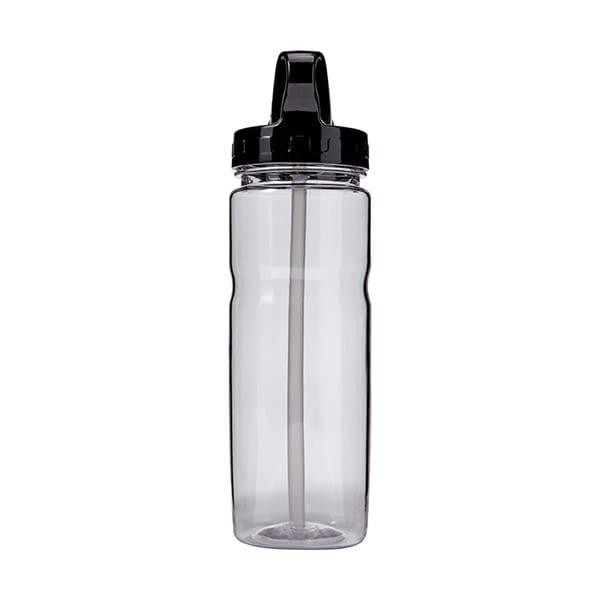 Transparent water bottle 550ml