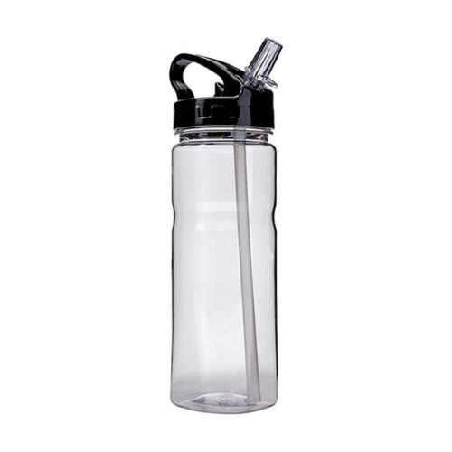 Transparent water bottle 550ml