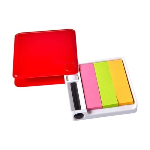 Multifunctional holder sticky notes