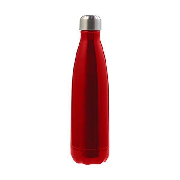 Metal double walled water bottle 500ml