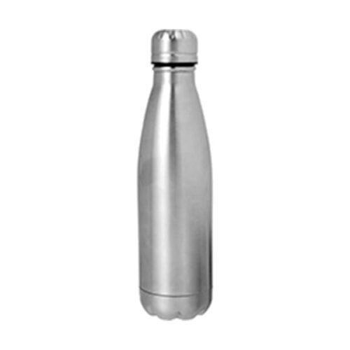 Metal double walled water bottle 500ml