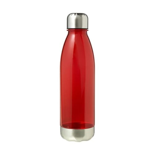 Drinking bottle with screw cap