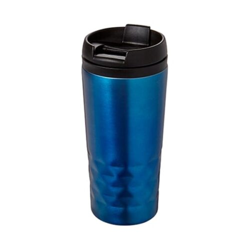 Stainless steel travel mug 300ml