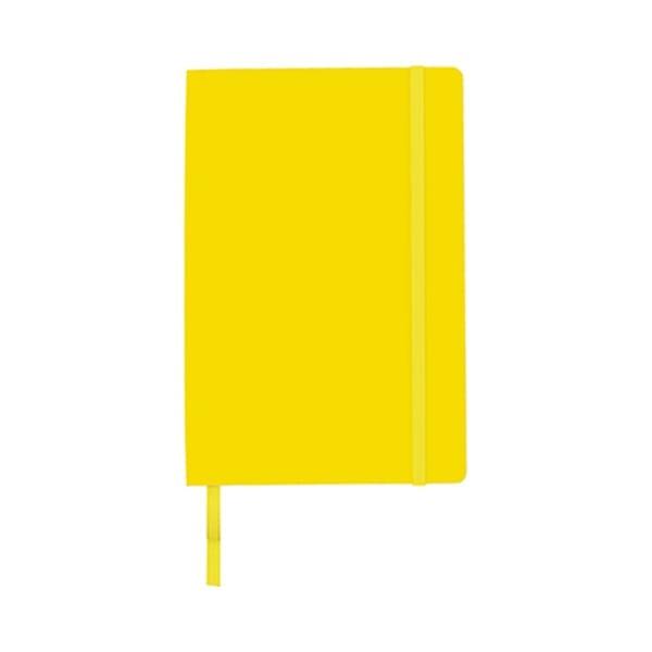 A5 PU soft cover notebook