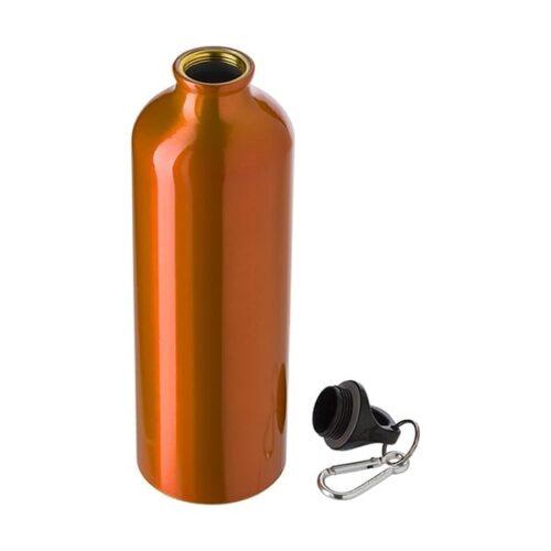 Aluminium flask single wall 750ml