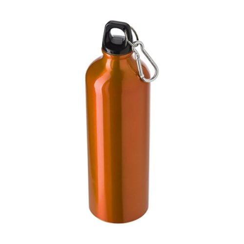 Aluminium flask single wall 750ml