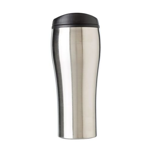 Stainless steel travel mug 450ml