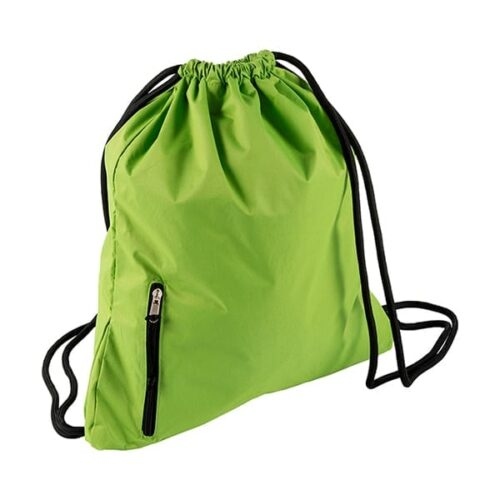 Pongee Drawstring backpack