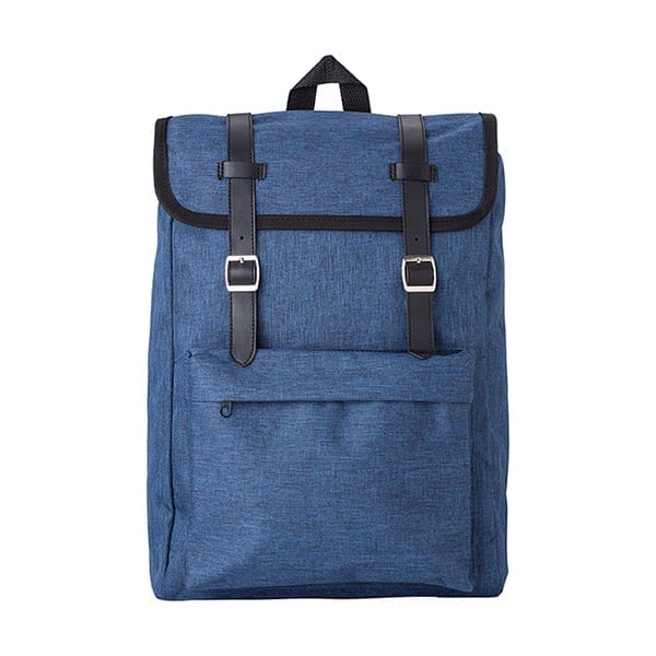 Polyester Two-tone Backpack