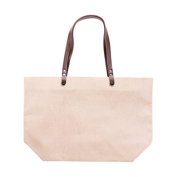 Linen Beach bag
