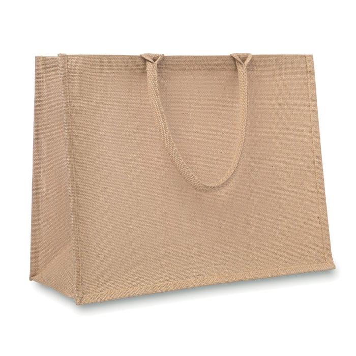 Jute carry/shopping bag