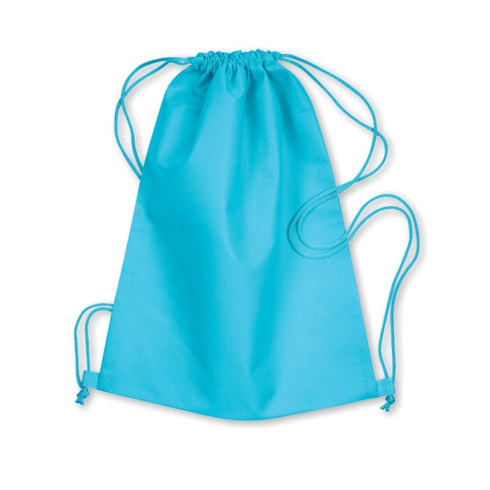 Nonwoven drawstring backpack