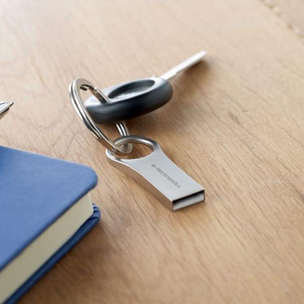 Mini aluminium USB Flash Drive