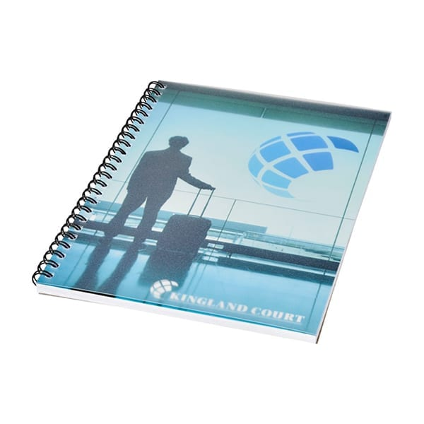 A5 Wire notebook PP cover