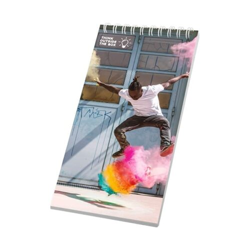 DL Wire notebook
