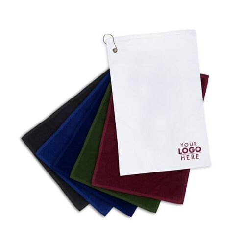 Velour Golf Towel