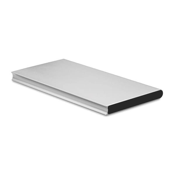 Powerbank 8000mAh in aluminium