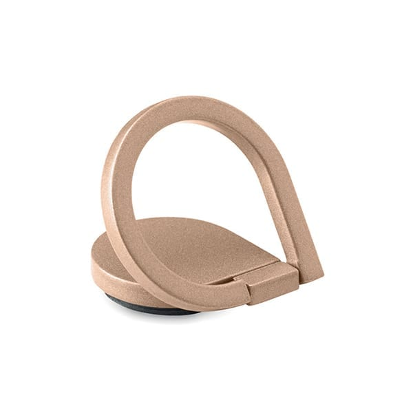 Phone holder with ring