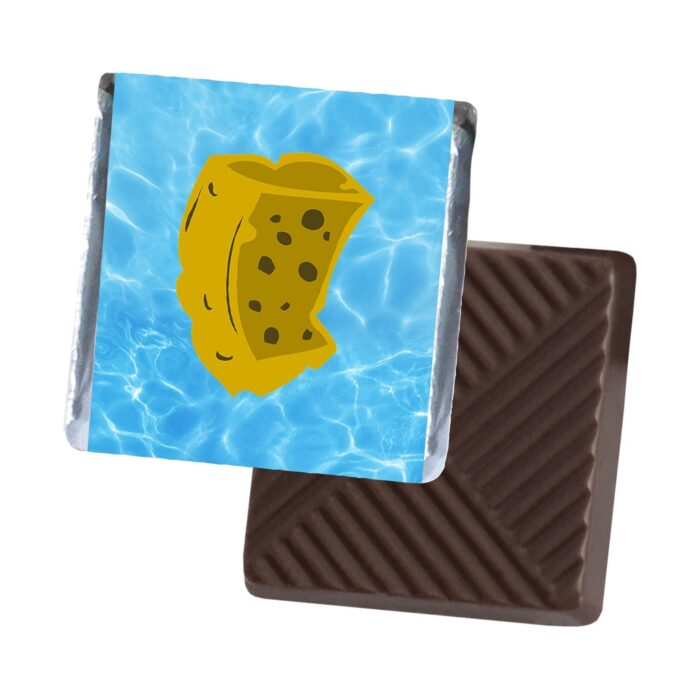 Neapolitan Belgian chocolate