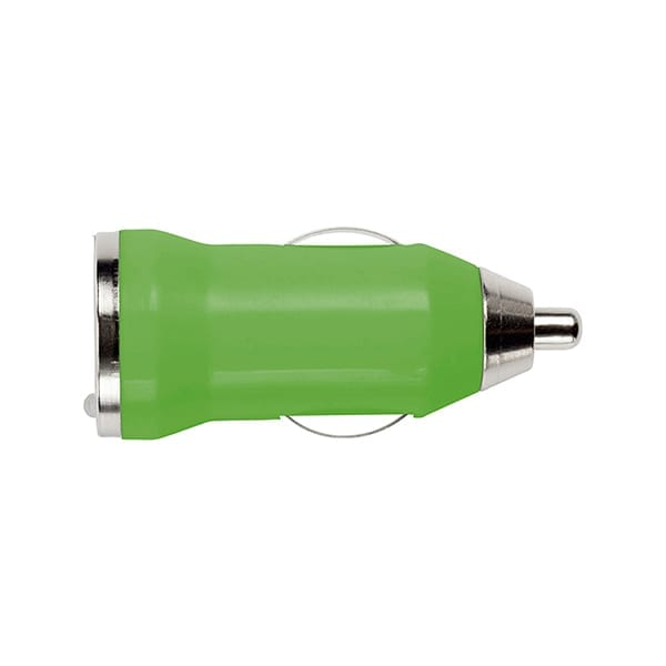 Plastic car power adapter