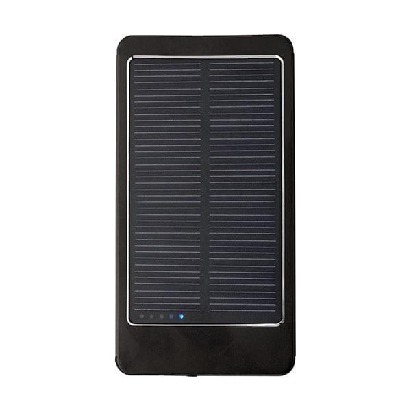 Aluminium Powerbank 3000mAh solar charger