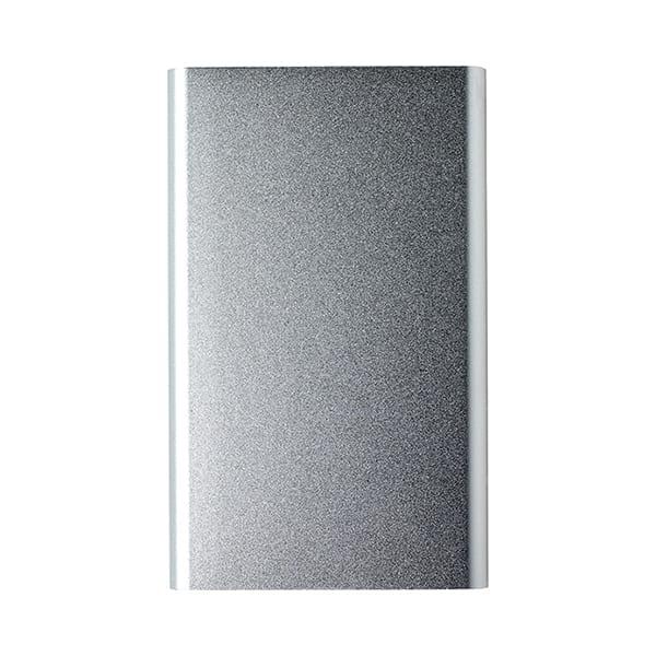 Aluminium Powerbank 4000mAh