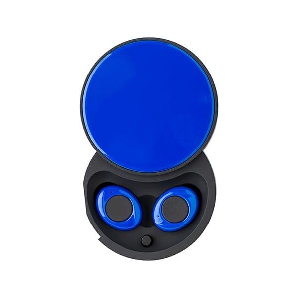 Wireless In-ear headphones in plastic case