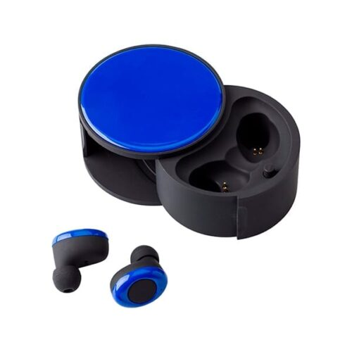 Wireless In-ear headphones in plastic case